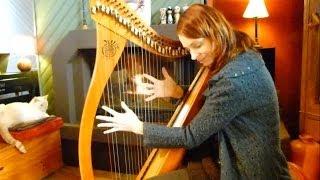 Etrezek al lein - Gwenael Kerleo - Harpe Celtique - Celtic Harp - Bretagne