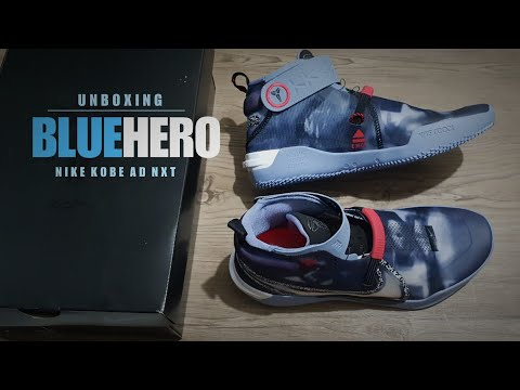 nike-kobe-ad-nxt-fastfit-'-blue-hero-'-unboxing-+-closer-look-#fastfit-#mamba-#kobeadnxt-#multicolor