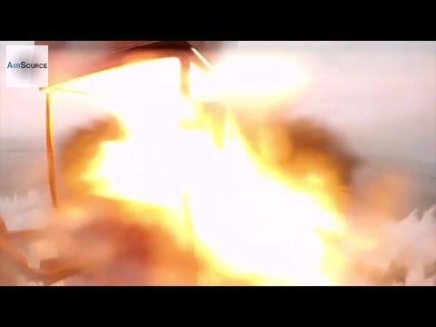 Griffin Missile Destroys Target