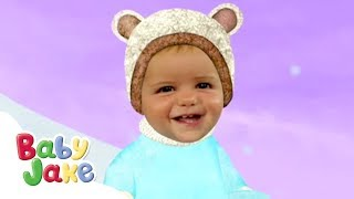 Baby Jake - Rolling Around   Full Episodes   Yaki Yaki Yogi   Cartoons for Kids