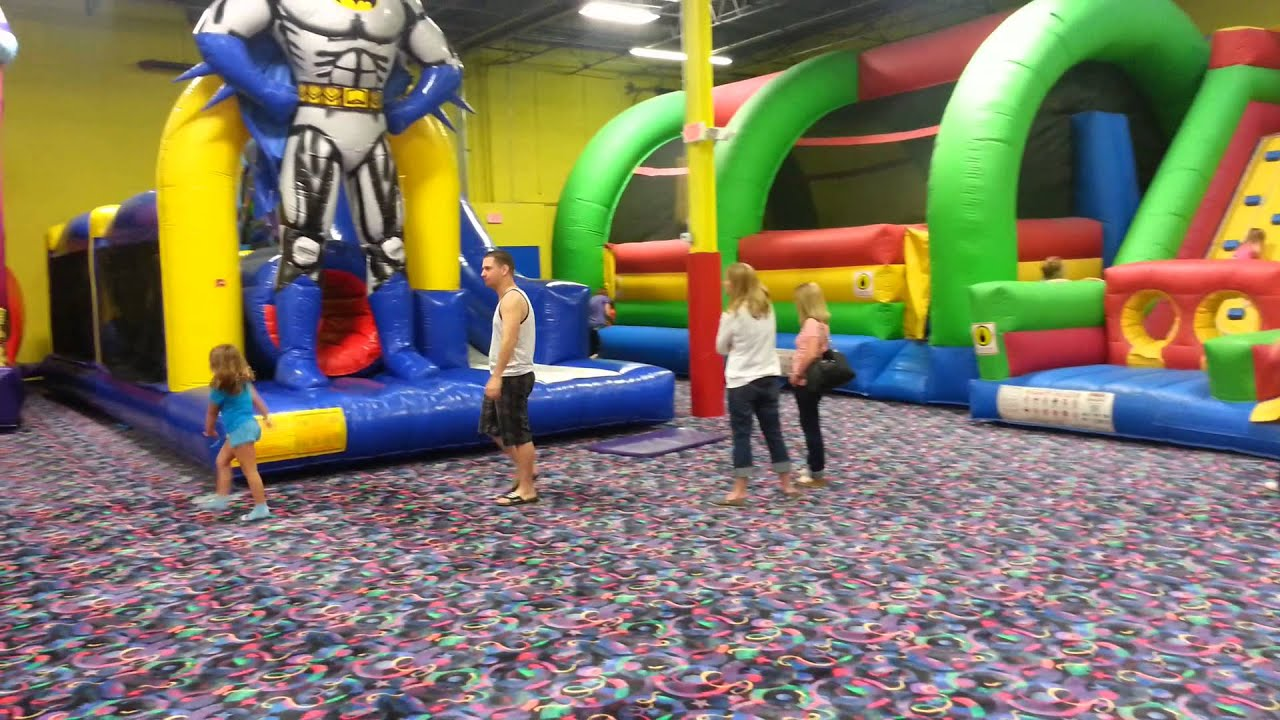 Jump Zone of Schaumburg YouTube