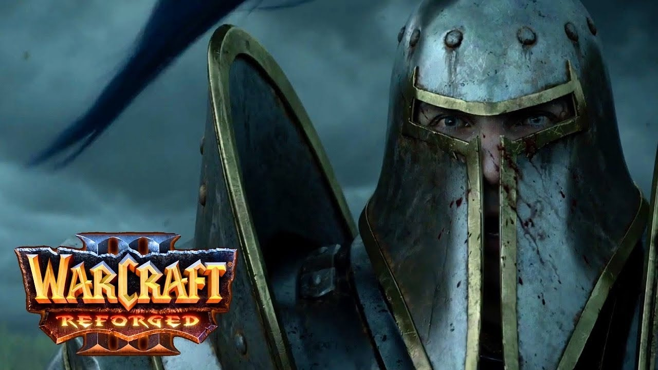 Warcraft 3 Reforged Official Gameplay Trailer And System