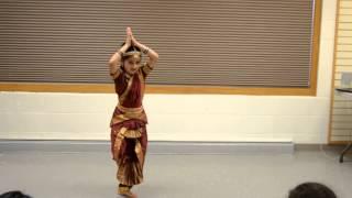 Vakratunda Mahakaya-Bharathanatyam dance by Varsha