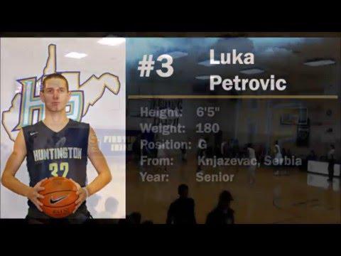 Luka Petrovic vs Alice Lloyd College
