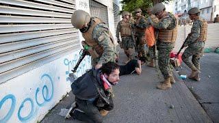 Suben a trece los muertos en Chile por las protestas