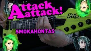 TWENTY NINESCENE  Attack Attack  Smokahontas (Guitar  Instrumental Cover)