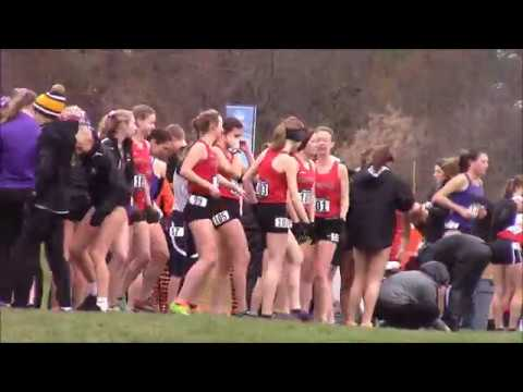 2017 NCAA Division lll Women's Cross Country Championship