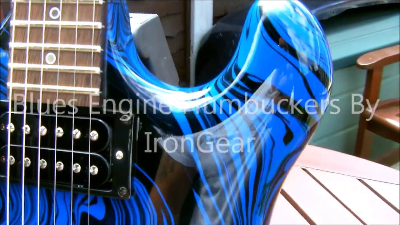 Where To Get Guitar Paint