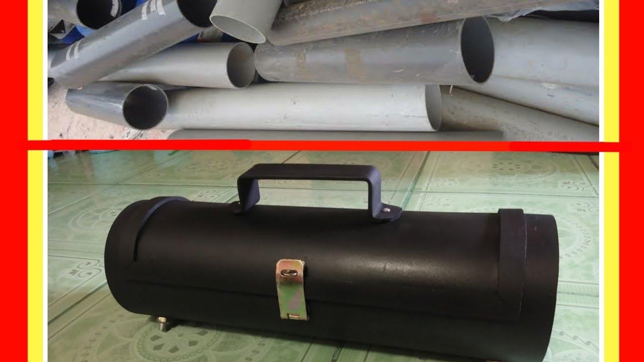 Download How to DiY Tool Box Using PVC Pipe/PVC Pipe Tool Box