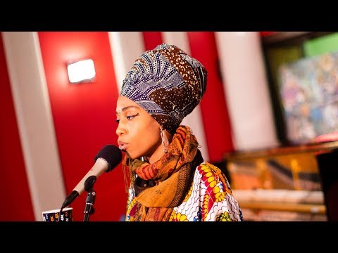 Jazzmeia Horn 'I Remember You' | Live Studio Session
