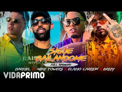 YannC, Darkiel, Myke Towers, Eladio Carrion, Brray - Sigue Bailandome [Official Video]
