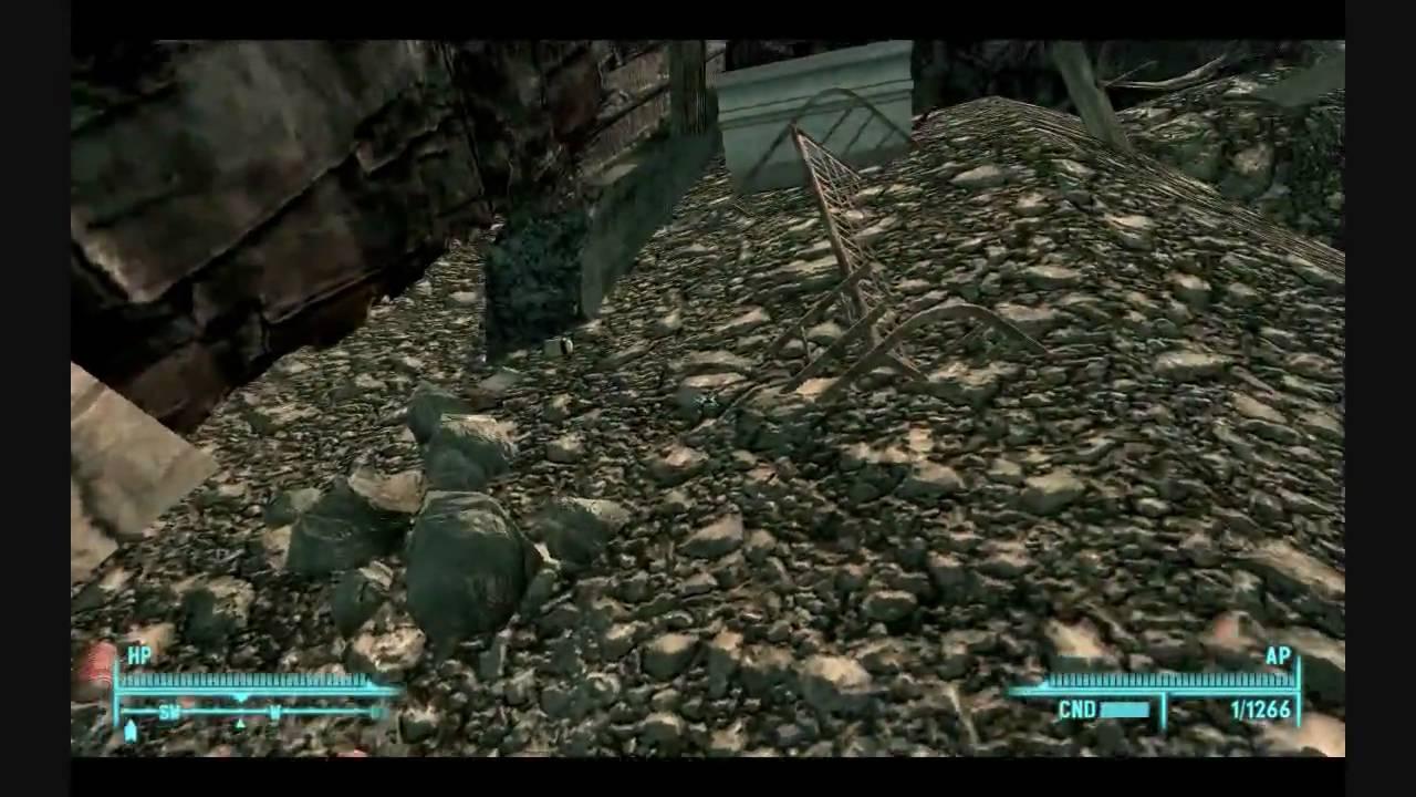 Fallout 3 Skill Books - Lockpick part1of2 - YouTube