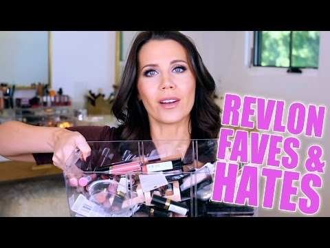 DRUGSTORE MAKEUP Favorites & Hate it's | REVLON
