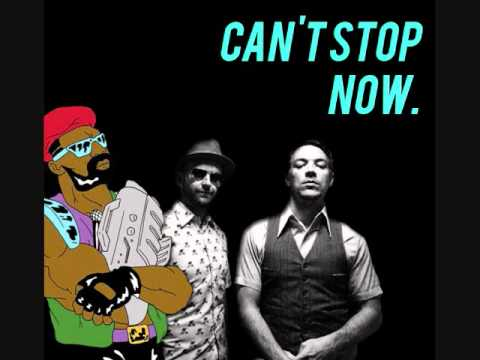 Major Lazer- Can't Stop Now