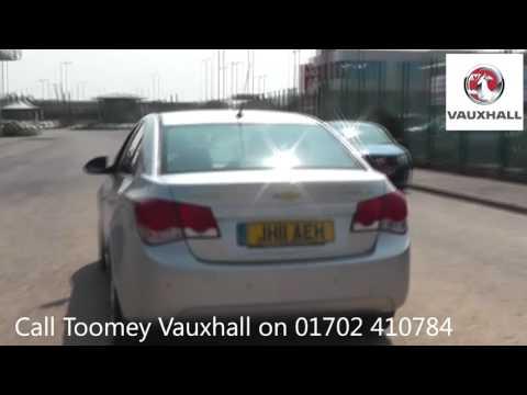 JH11AEH  Chevrolet Cruze LT 1.8l TOOMEY VAUXHALL