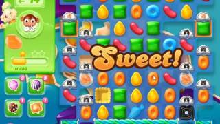 Candy Crush Jelly Saga Level 438 - NO BOOSTERS