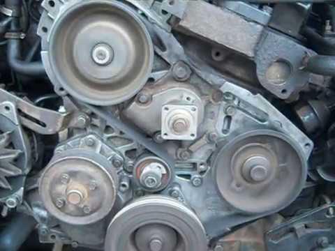 двигатели ford trabsit ресурс