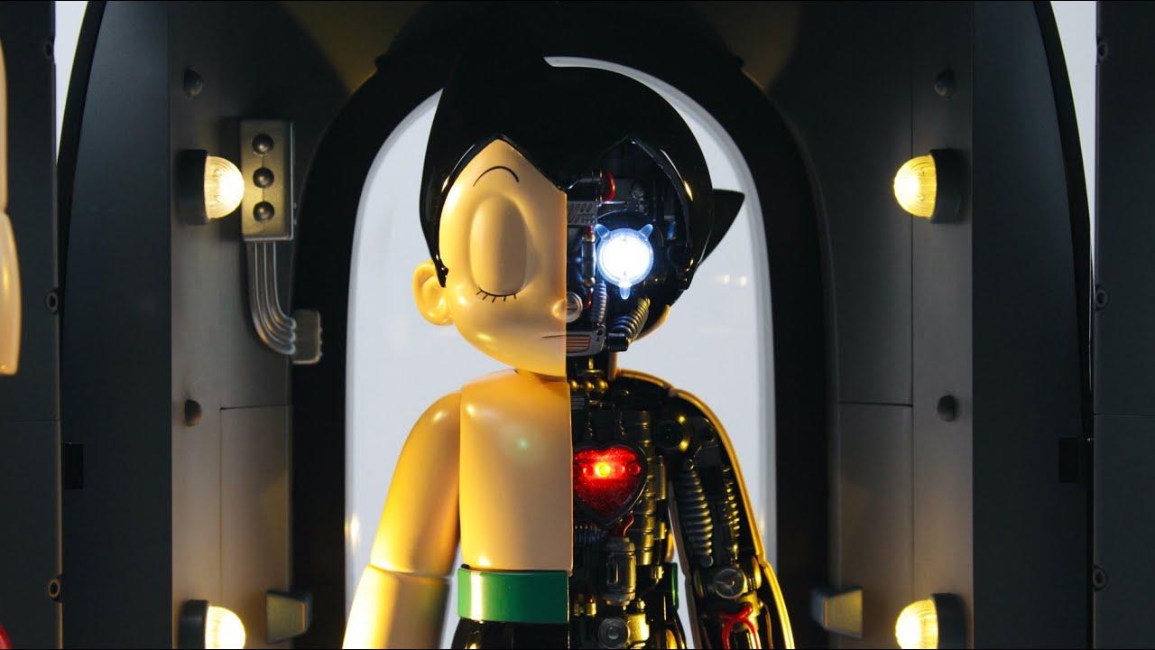 细节完美却中奖率超高?Blitzway超合金阿童木开箱【涛哥测评】ASTRO BOY DXLUXE EDITION Super Anime Statue