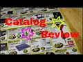 harbor freight tools catalog review / overview  05-06/2017 My suggestions on good and bad tools!