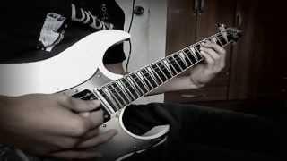 ¡Super Fast! {Cover Guitar} kuusou mesorogiwi (yousei teikoku) Opening 1 Mirai Nikki
