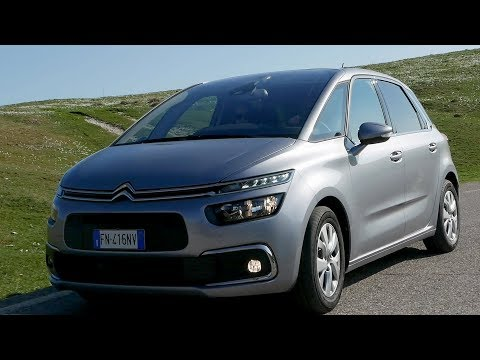2018 Citroen C4 Spacetourer (Formerly C4 Picasso / Italy)