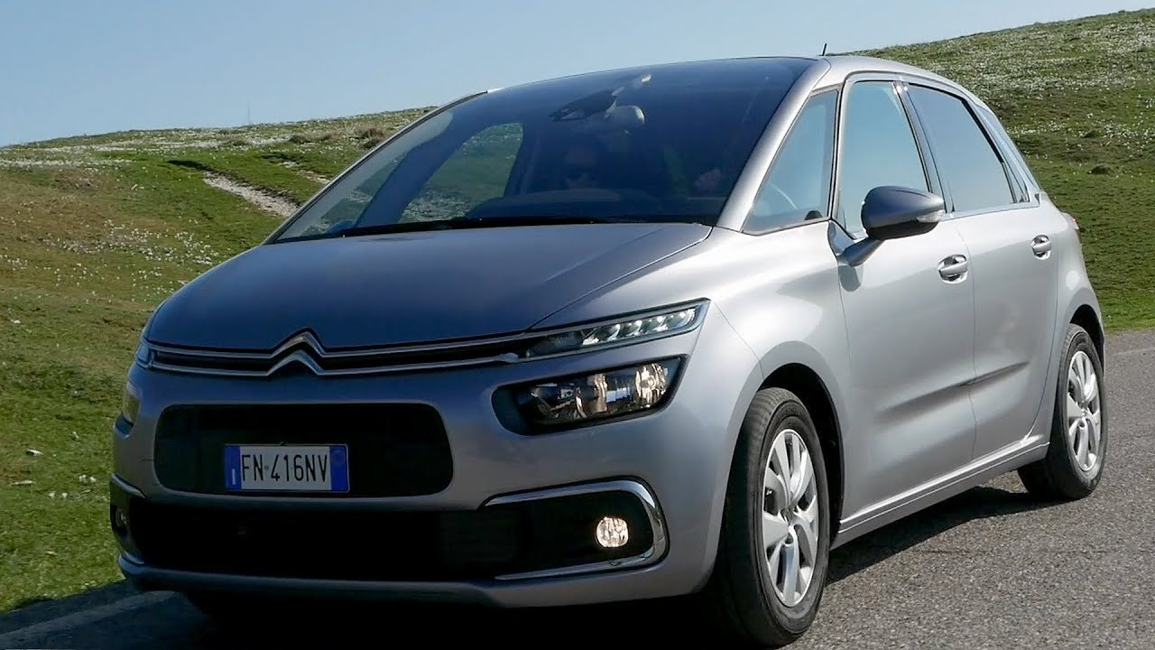 2018 citroen c4 spacetourer formerly c4 picasso italy. Black Bedroom Furniture Sets. Home Design Ideas
