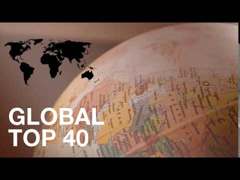 Global Top 40 Charts | Today's Top Hits Worldwide