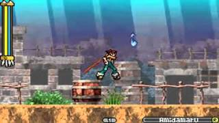 Shaman King : Master of Spirits 2 sur GameBoy Advance