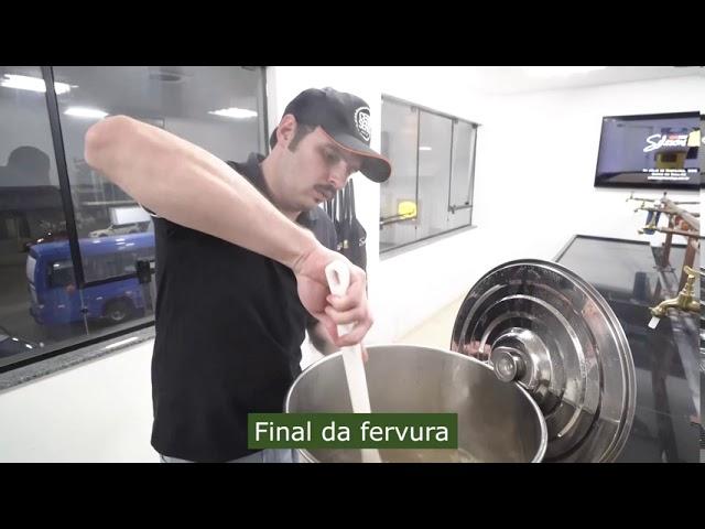 Como fazer cerveja com o kit e-Biab Selezione BrewShop - Resumido
