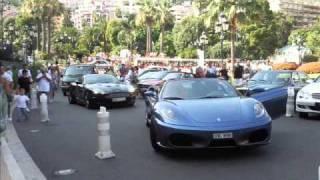 Monaco Cars 2010