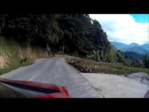 Jayuya Shortcut or Calle La Cuesta