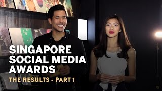 Award Results for Music, Parody and Collab Video of the Year (SSMA 2015 - Episode 1)