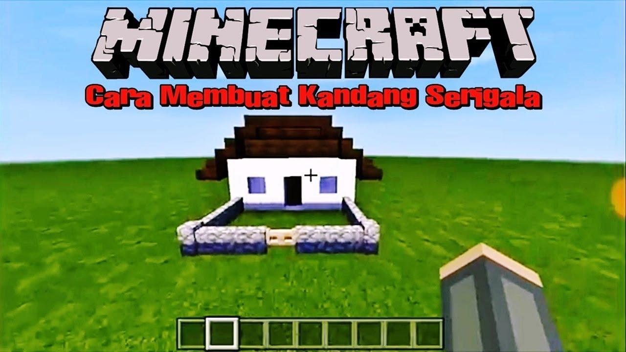 Get Cara Membuat Kandang Kelinci Di Minecraft PNG ...