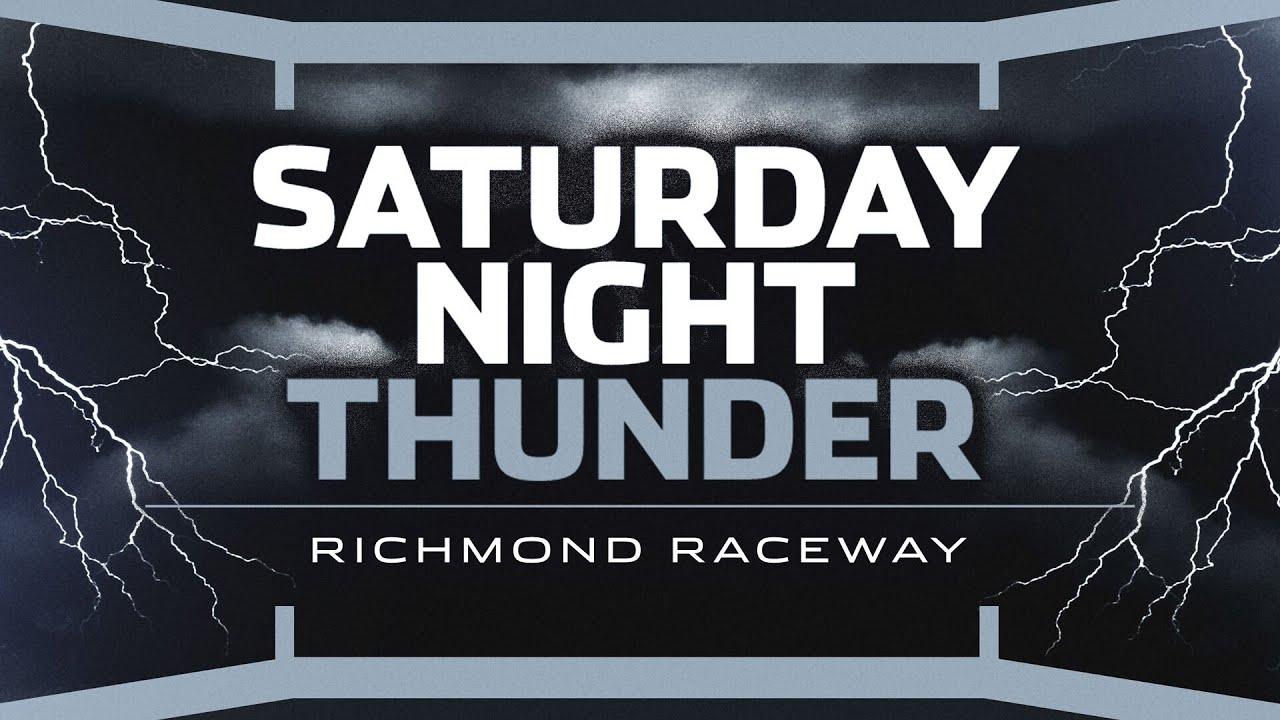 Full NASCAR Race Replay | Saturday Night Thunder: Richmond Raceway