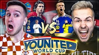 FIFA 18: YOUnited World Cup Finale vs IamTabak 🔥