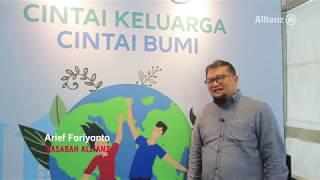 TESTIMONIAL NASABAH ALLIANZ SYARIAH - Arief Fariyanto