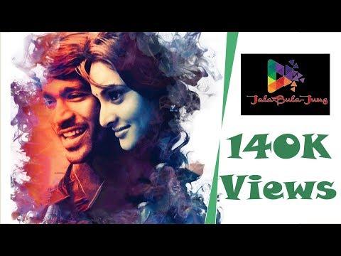 Polladhavan | Love Bgm | Whatsapp Status | Facebook Status | Download