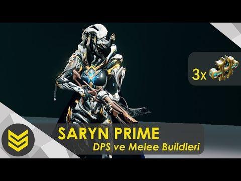 Warframe: Saryn Prime