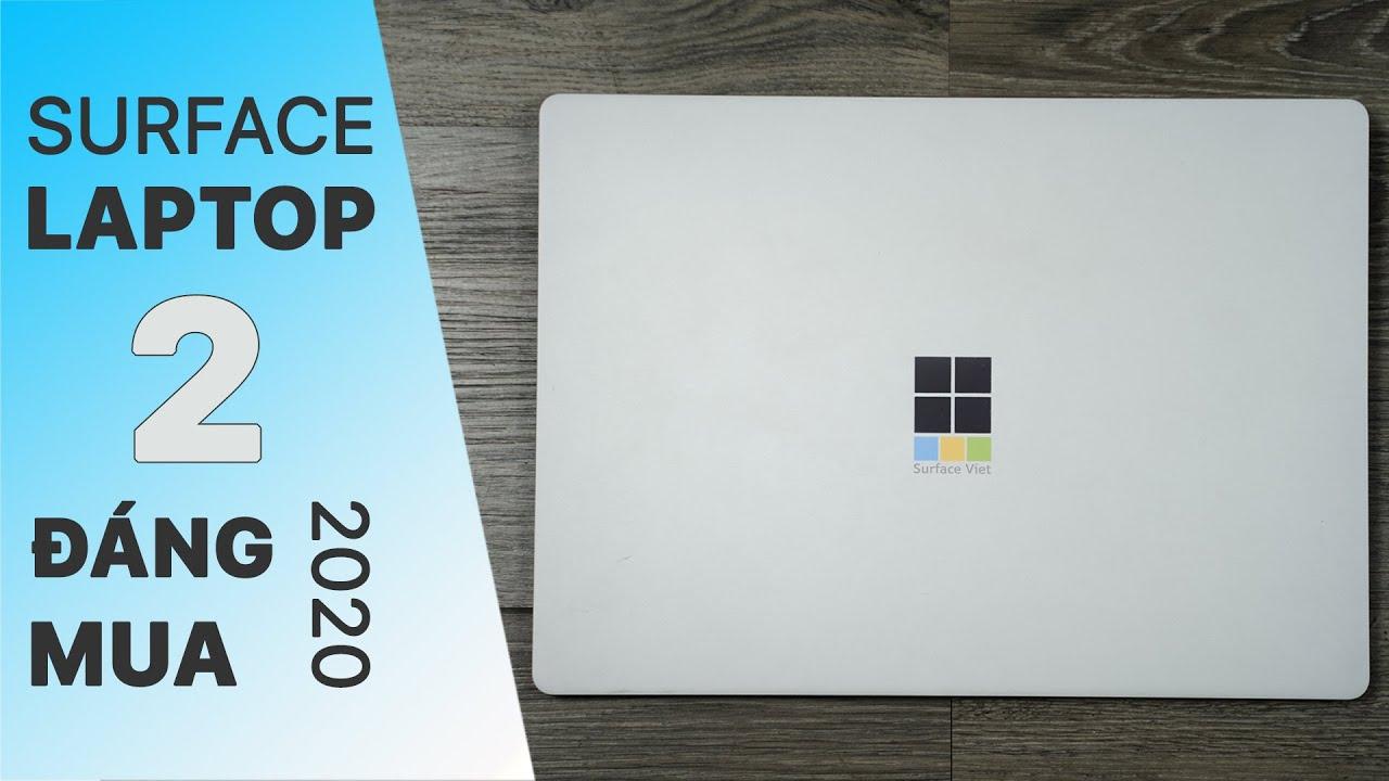 Surface Laptop 2 | Ultrabook Dành Riêng Cho Nữ Doanh Nhân