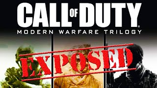 MODERN WARFARE TRILOGY EXPOSED! - C