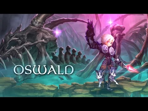 Odin Sphere Leifthrasir:  Oswald Trailer (EU - English)