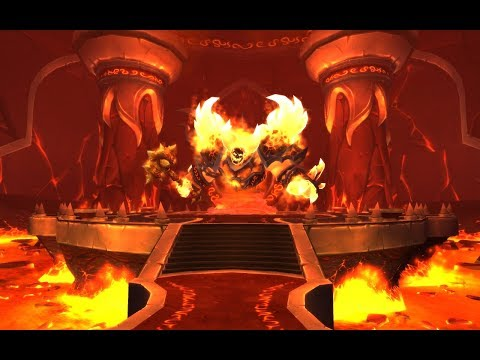 The Story of Ragnaros the Firelord - Part 2 of 2 [Warcraft Lore]