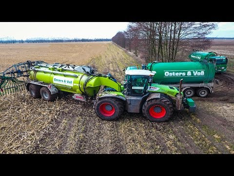 Download Youtube: Osters & Voß - XERION 5000 au lisier
