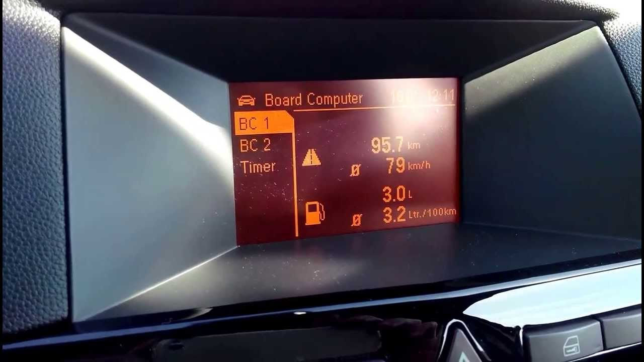 opel astra 1.3 cdtİ yakıt tüketimi testi-fuel consumption test