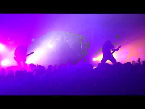Meshuggah - Clockworks - Live at Lyon Transbordeur - Nov 2016