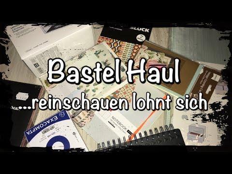 Bastel Haul (deutsch), Miniso Japan, Chinastuff aus Berlin, DIY, Scrapbook