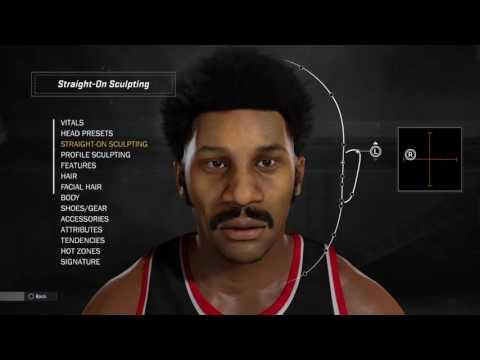 NBA 2K17 How to make Chet Walker