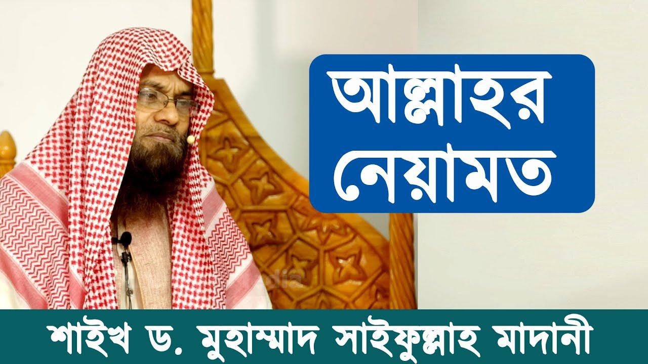 আল্লাহর নেয়ামত | শাইখ ড. মুহাম্মাদ সাইফুল্লাহ মাদানী | Stranger Media |
