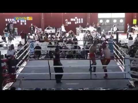 XXVI Sudamericano de Muay Thai: Parte 1