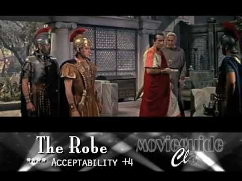 the robe movie review